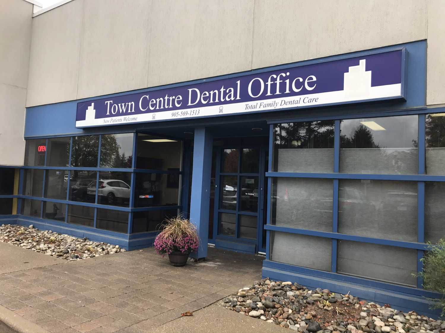 town center dental office